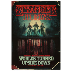 Stranger Things: Worlds Turned Upside Down (Hardback)