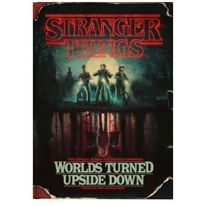 Stranger Things: Worlds Turned Upside Down (Hardback)