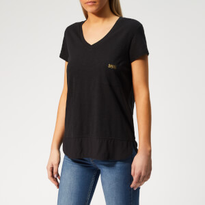 Barbour International Women's Division Top - Black