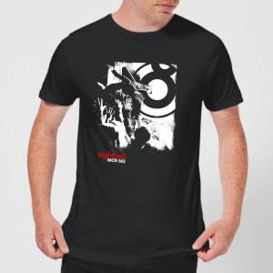 Ei8htball Crowdsurfer Men's T-Shirt - Black