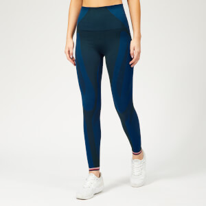 LNDR Women's All Seasons Leggings - Blue Petrol