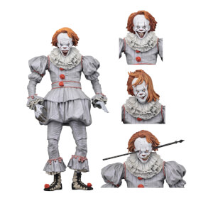 Neca IT Ça - Ultimate Well House Pennywise Grippesou 18 cm