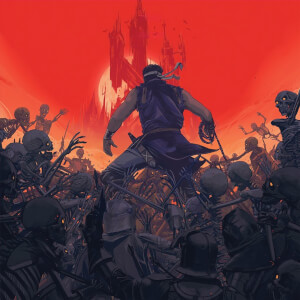 Castlevania: Rondo Of Blood / Dracula X (Original Video Game Soundtrack) Mondo 2xLP