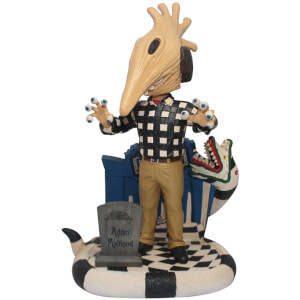 FOCO Beetle Juice Adam Bobble Head Figur