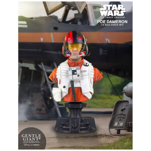 Buste Gentle Giant PGM Exclusive – Star Wars : Episode VII – Poe Dameron échelle 1/6 16 cm