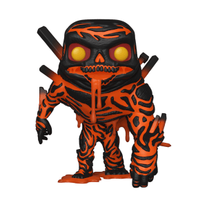 Marvel Spider-Man Far From Home Molten Man Funko Pop! Vinyl