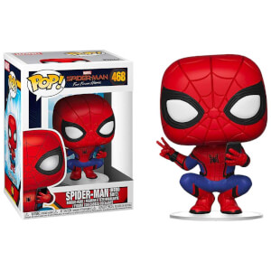 Spider-Man Far From Home Spider-Man Hero Suit Funko Pop! Vinyl