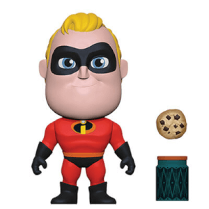 Disney Funko 5 Star Vinyl Figure: Incredibles 2 - Mr Incredible