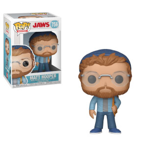 Jaws Matt Hooper Funko Pop! Figuur