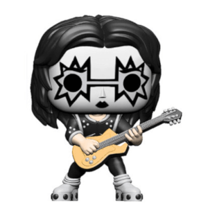 Figura Funko Pop! Rocks - Spaceman - KISS (NYTF)