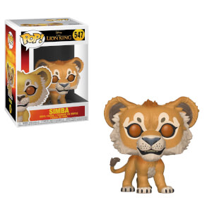 Figurine Pop! Simba - Le Roi Lion 2019 - Disney