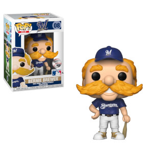 MLB Bernie The Brewer Funko Pop! Vinyl