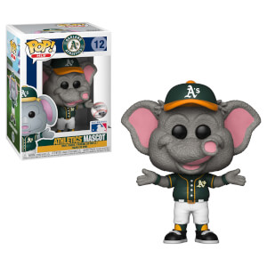 MLB A's Stomper Pop! Vinyl Figure