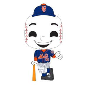 MLB Mr Met Pop! Vinyl Figure