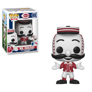 Figurine Pop! MLB Mr Redlegs