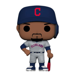 MLB New Jersey Francisco Lindor Pop! Vinyl Figure