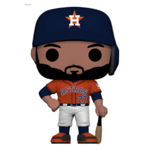 MLB New Jersey Jose Altuve Pop! Vinyl Figure