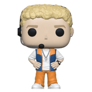 Pop! Rocks NSYNC Justin Timberlake Pop! Vinyl Figure