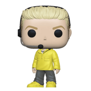 Pop! Rocks NSYNC Lance Bass Pop! Vinyl Figure