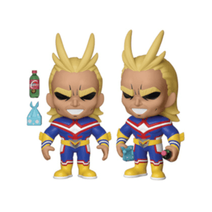Figura Funko 5 Star - All Might - My Hero Academia (NYTF)