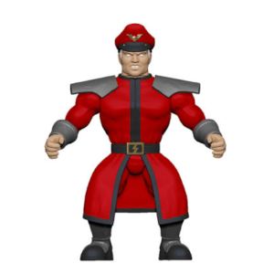 Street Fighter M. Bison Savage World Vinyl Figure