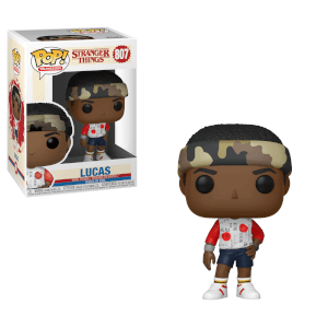 Stranger Things - Lucas Pop! Vinyl Figur