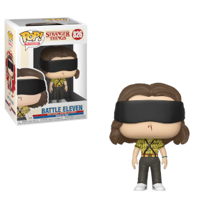 Stranger Things - Eleven in Battaglia Figura Pop! Vinyl