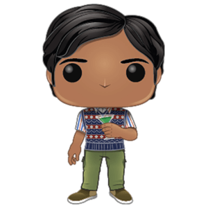 Figurine Pop! Big Bang Theory - Raj