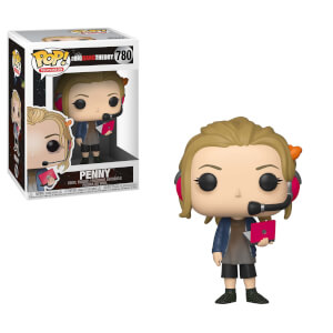 Big Bang Theory Penny Pop! Vinyl Figure