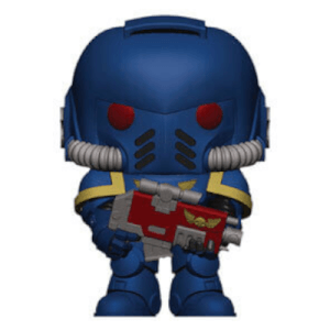 Warhammer 40K Primaris Intercessor Games Pop! Vinyl Figure