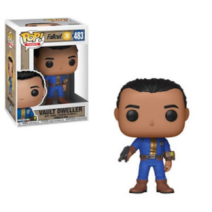 Fallout 76 - Vault Dweller (Male) Games Pop! Vinyl Figure