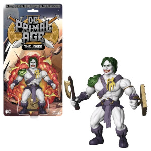 The Joker Primal Age Dc! Vinyl Figure