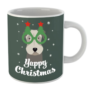 Yappy Christmas Mug