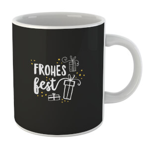 Frohes Fest Mug