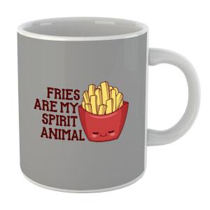 Fries Are My Spirit Animal Mug