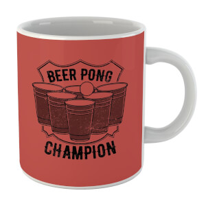 Beer Pong Champion Mug