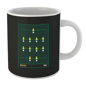 Brazil Fooseball Mug