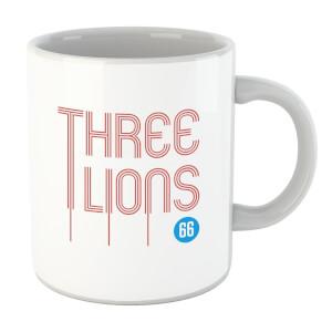 Three Lions Mug