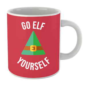 Go Elf Yourself Mug