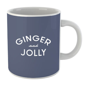 Ginger and Jolly Mug