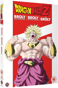 Dragon Ball Z Movie: Broly Trilogy