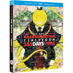 Assassination Classroom the Movie: 365 Days Time