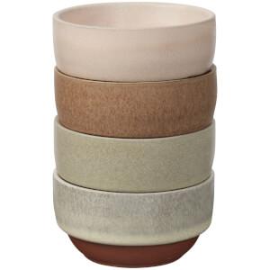 Jamie Oliver Mini Bowls - Pistachio/Rosa/Latte/Caffe