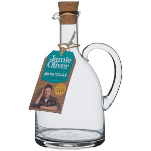 Jamie Oliver Oil Drizzler - Transparent