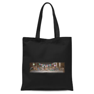 Happy Birthday, Jesus Tote Bag - Black
