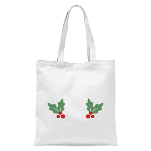 Holly Tote Bag - White