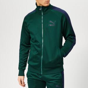 Puma Men's Iconic T7 Track Jacket - Ponderosa Pine