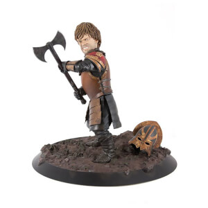 Game of Thrones – Statuette Dark Horse Tyrion au combat – Édition limitée