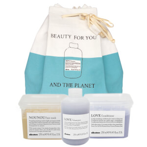 Davines Essential Love Smoothing Trio Pack (Worth $115.00)