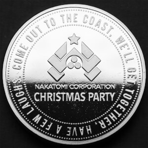 Die Hard Collector's Limited Edition Coin: Silver Variant